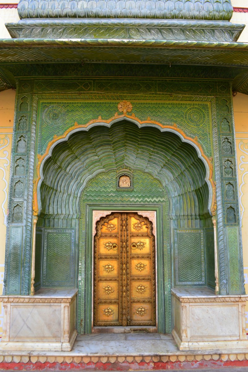 Four Doors in Jaipur